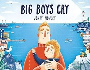 Best Books for Boys, Big Boys Cry
