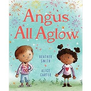 Best Books for Boys, Angus All Aglow