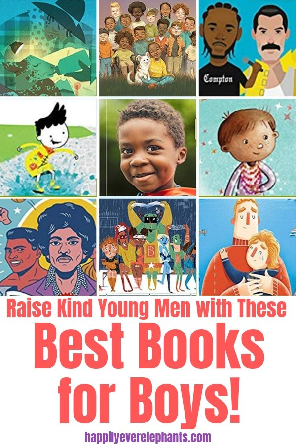 The Best Books for Boys to help you raise Kind and Compassionate Young Men!.jpg