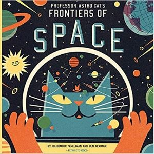 Children's Books About Space, Professor Astro Cat's Frontiers of Space