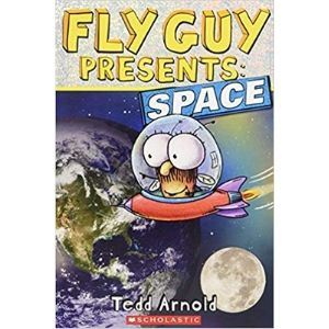 Children's Books About Space, Fly Guy Presents Space