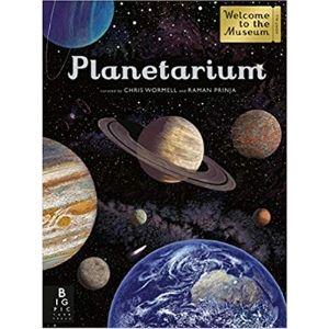 Children's Books About Space, Planetarium