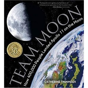 Children's Books About Space, Team Moon