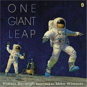 Children's Books About Space, One Giant Leap