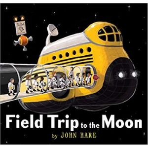 Children's Books About Space, Field Trip to the Moon