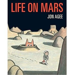 Children's Books About Space, Life on Mars