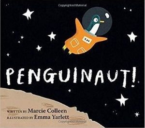 Children's Books About Space, Penguinaut