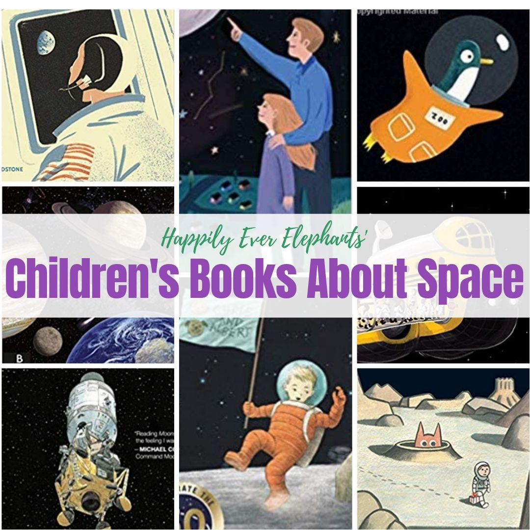 Children's Books About Space that are Out of This World!