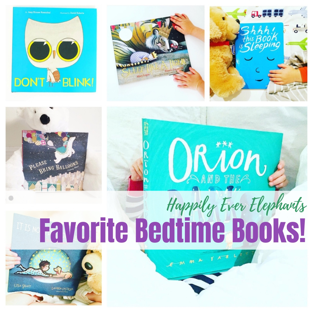 Bedtime Books - Conquer the bedtime blues with the BEST children's bedtime story books! From funny bedtime stories to happy ones, from books to help kids overcome fears of the dark to dealing with the things that go bump in the night, we've got you covered!