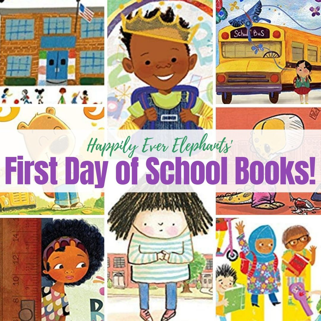 First Day of School Books!