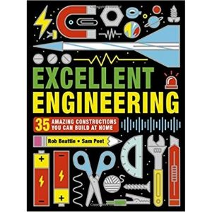 STEM Activity Books, Excellent Engineering