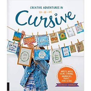 STEM Activity Books, Creative Adventures in Cursive