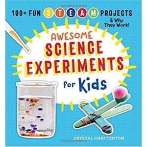 STEM Activity Books, Awesome Science Experiments for Kids