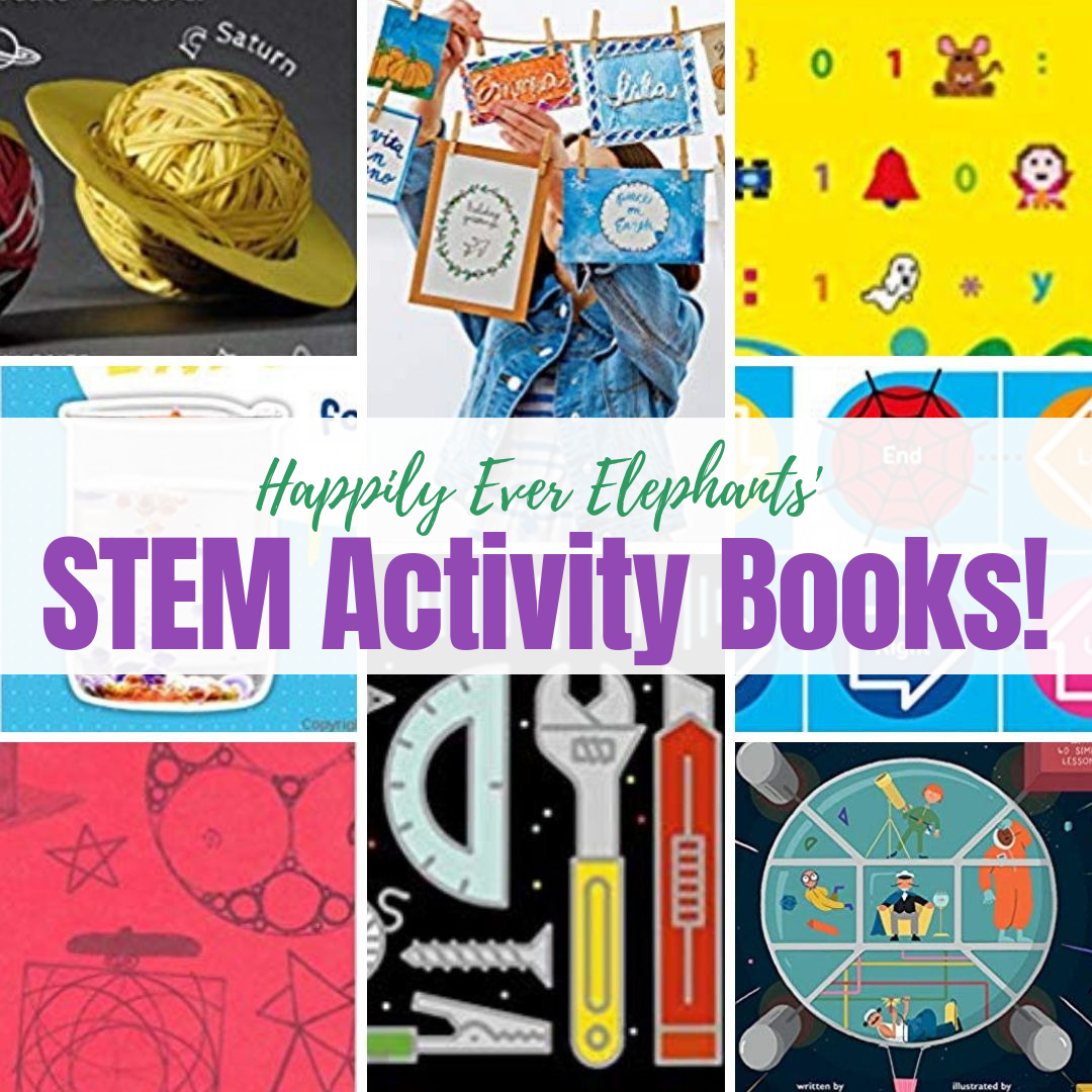 STEM Activity Books!