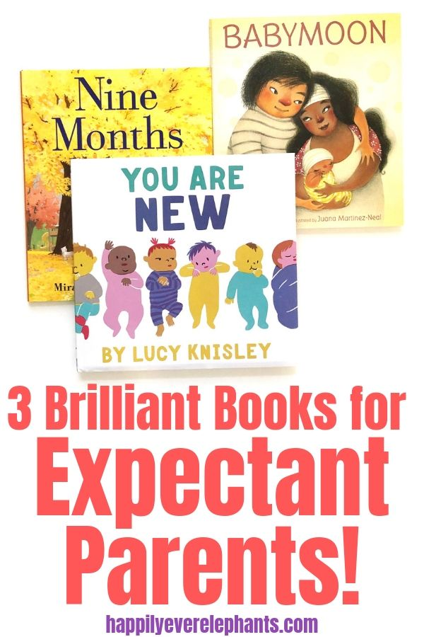 3 brilliant books for expectant parents
