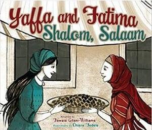Kids Books About Kindness, Yaffa and Fatima