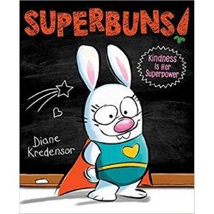 Kids Books About Kindness, Superbuns