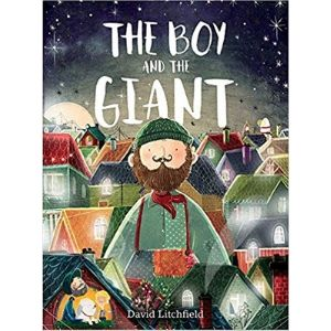 Kids Books About Kindness, The Boy and the Giant