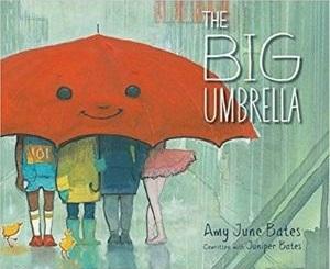 Kids Books About Kindness, The Big Umbrella