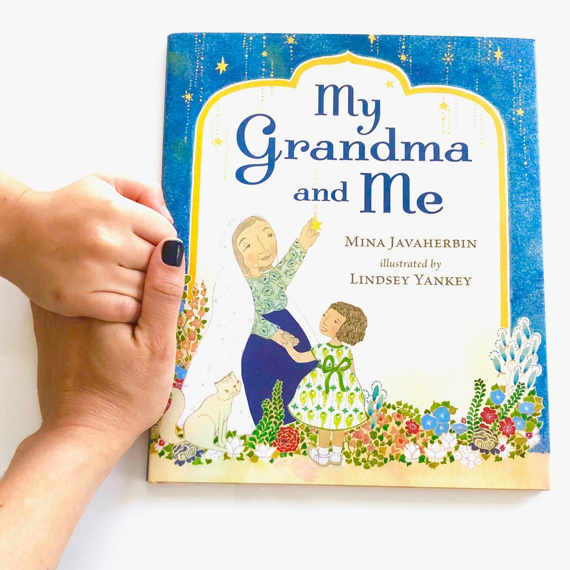 My Grandma and Me by Mina Javaherbin and Lindsey Yankey