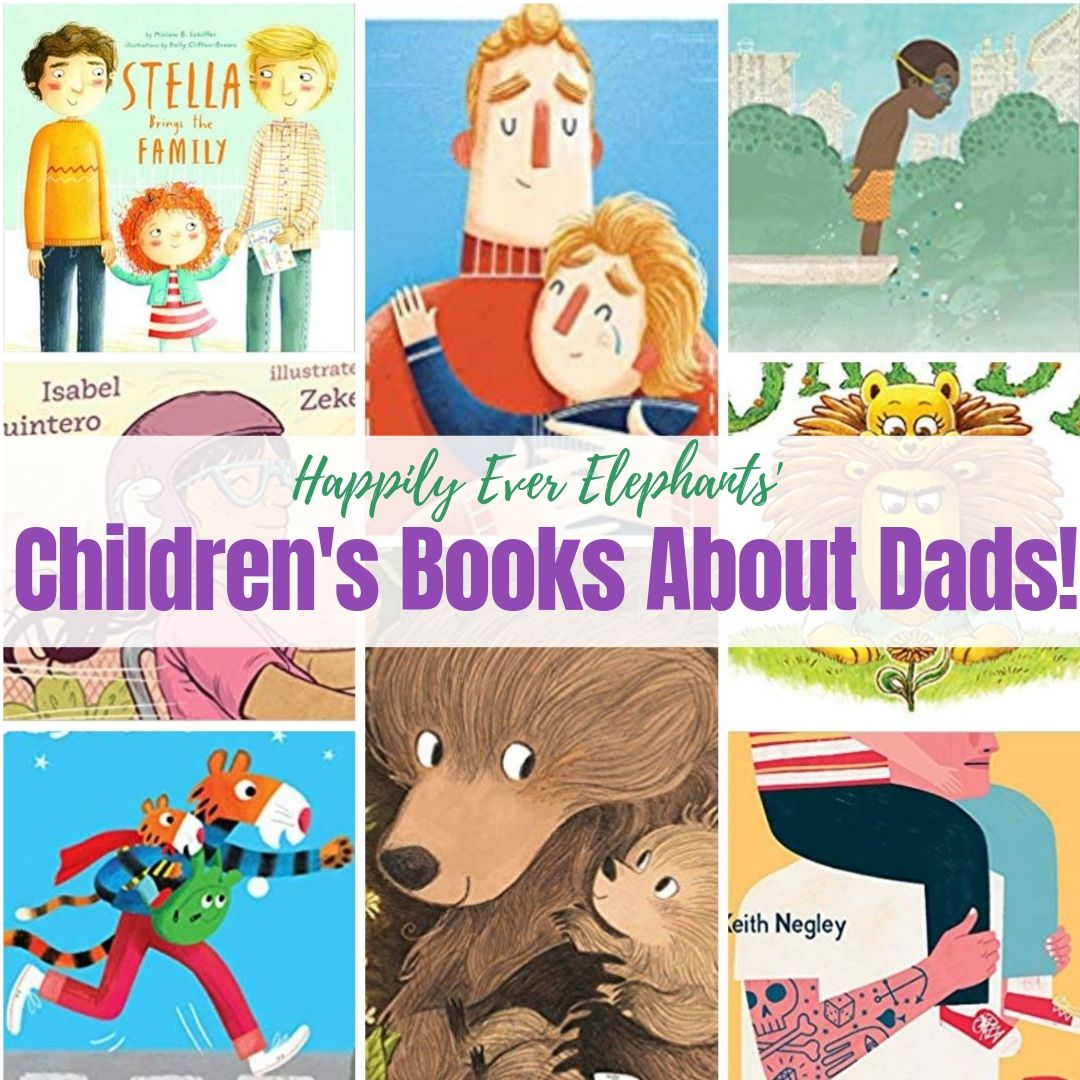 Books About Dads! - Children's books about fathers showcase not only the tenderness inherent in the daddy-daughter or daddy-son relationship, but also the many ways that dads are beacons of love and heroism for their kids. Check out this list!