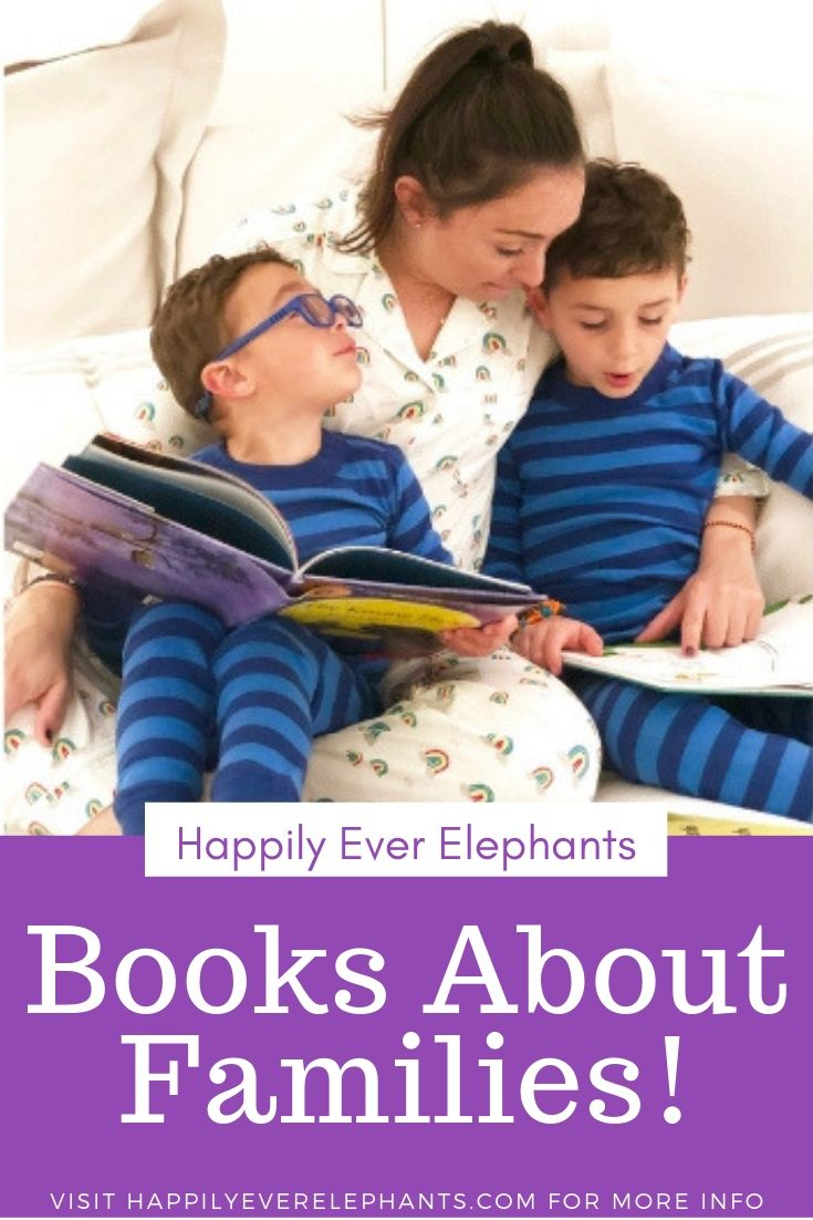 The Best Children's Books About Family!