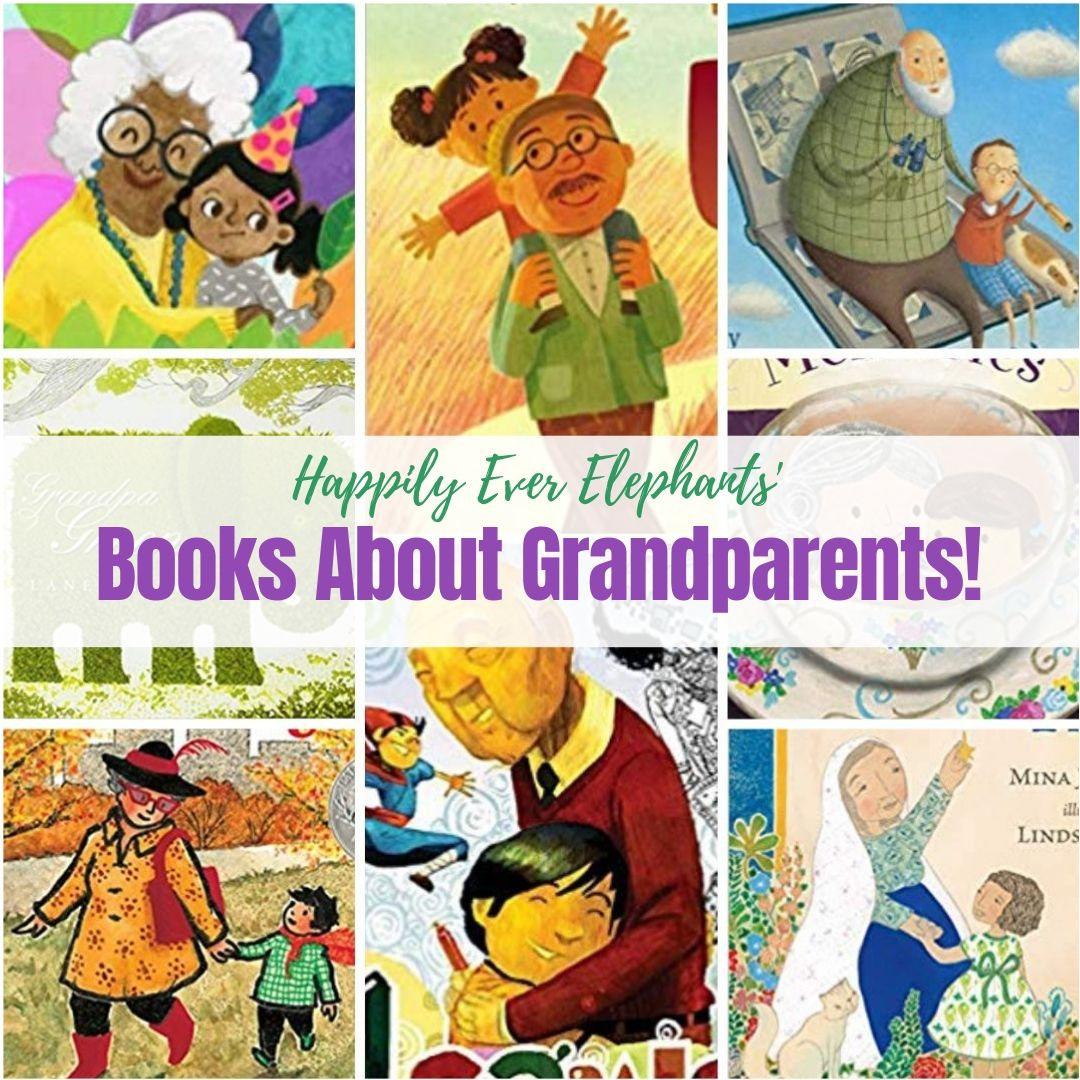 Books About Grandparents - Make sure your shelves contain books about grandparents for your parents to read with your children. These books are magical when shared — and they also play an important role in helping your kids learn their own family histories. Check out our favorites!