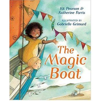 Children's Books About Friendship, The Magic Boat.jpg