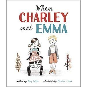 Children's Books About Friendship, When Charley Met Emma