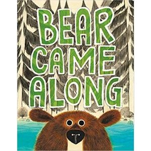 Children's Books About Friendship, Bear Came Along