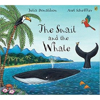 Children's Books About Friendship, The Snail and the Whale