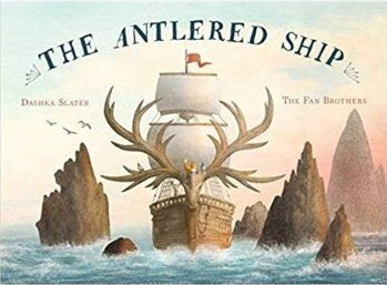 Children's Books About Friendship, The Antlered Ship