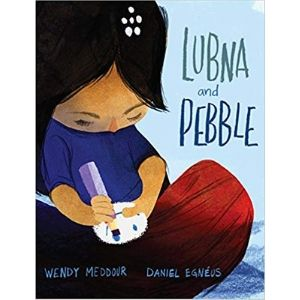 Children's Books About Friendship, Lubna and Pebble