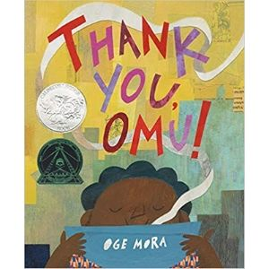 Children's Books About Friendship, Thank You, Omu