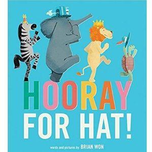 Children's Books About Friendship, Hooray for Hat.jpg