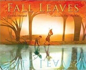 Fall Books for Kids, fall Leaves