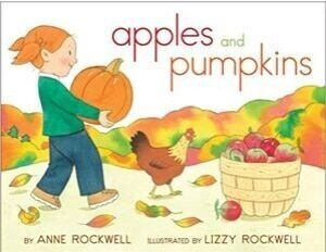 Fall Books for Kids, Apples and Pumpkins