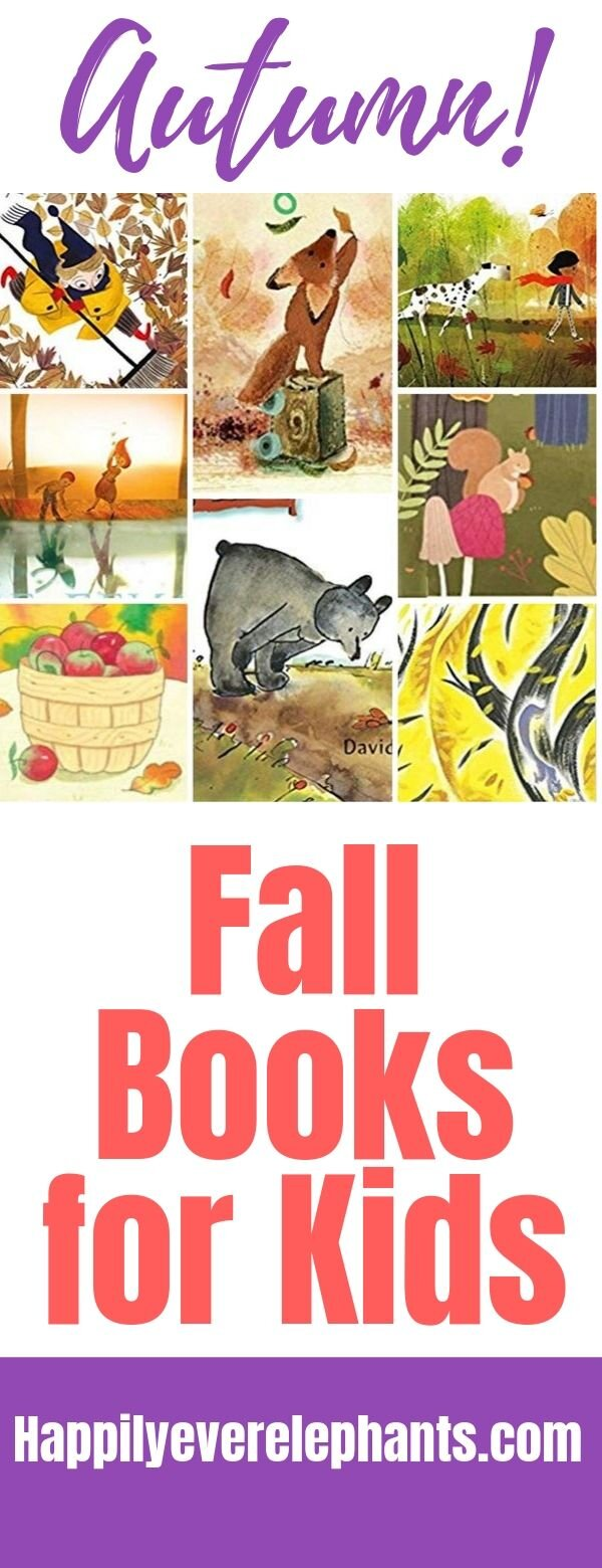 The Best Fall Books for Kids!