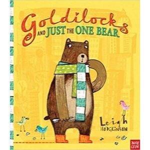Fairy Tale Books, Goldilocks and Just One Bear.jpg
