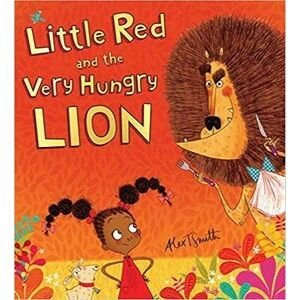 Fairy Tale Books, Little Red and the Very Hungry Lion