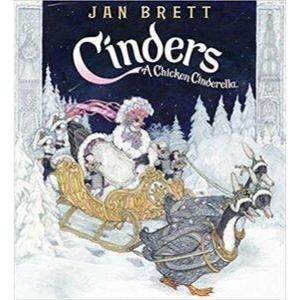 Fairy Tale Books, Cinders a Chicken Cinderella.jpg