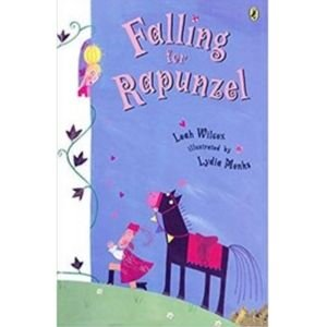 Fairy Tale Books, Falling for Rapunzel.jpg