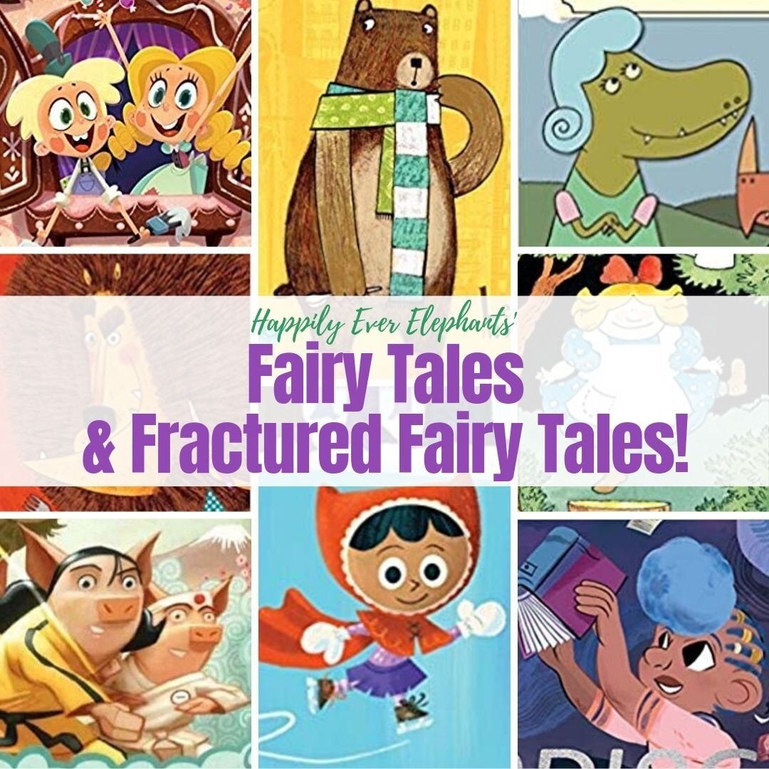 Fairy Tale Books and Fractured Fairy Tales - Our Favorite Picks for Kids!.jpg
