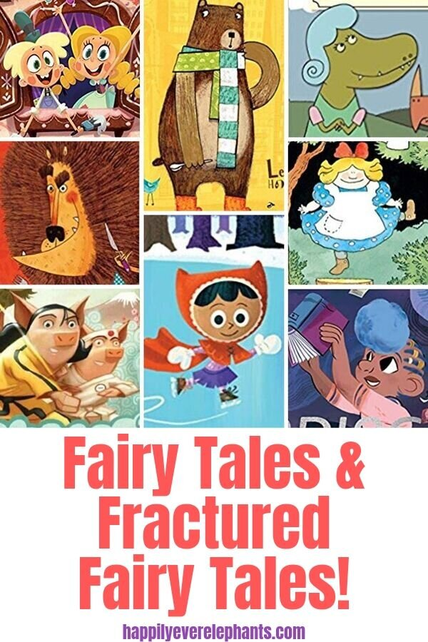 The Best Fairy Tale Books and Fractured Fairy Tales!.jpg