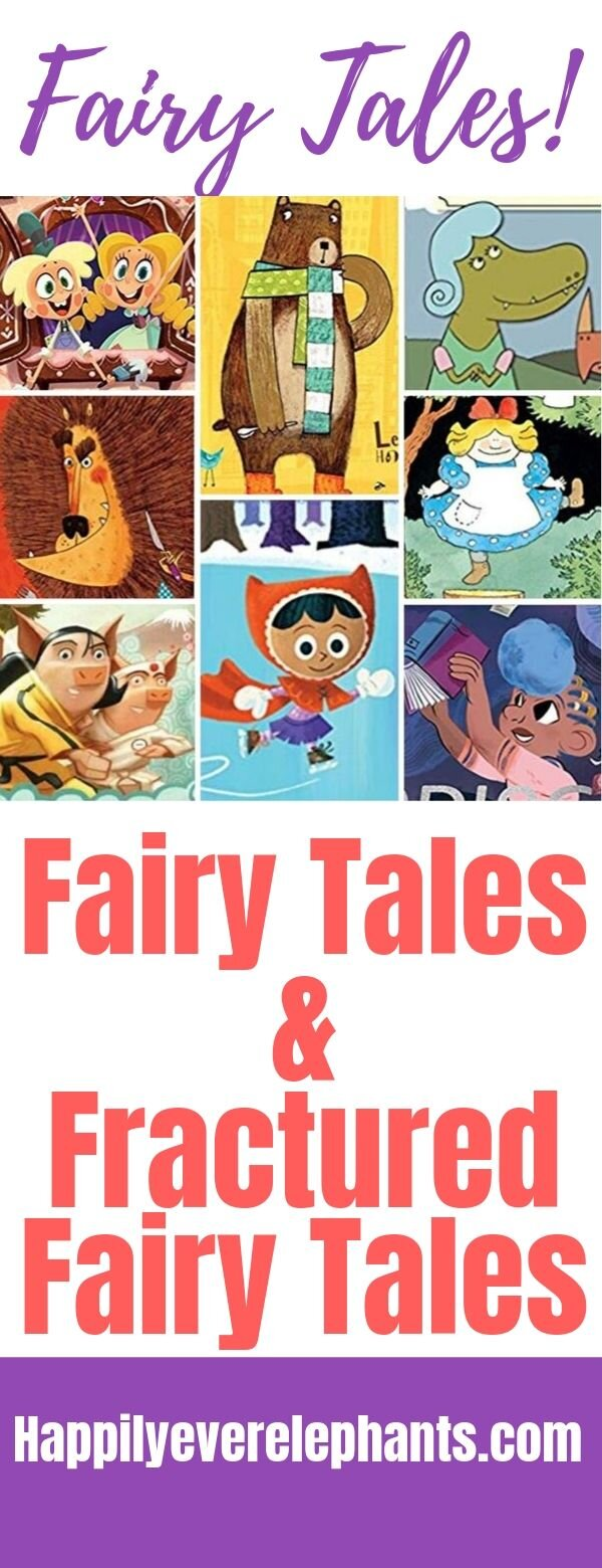 Fairy Tale Books and Fractured Fairy Tales - the Best of the Best!.jpg