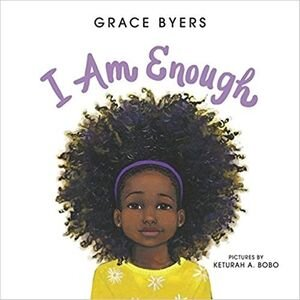Children's Books About Feelings, I am Enough