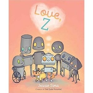 Children's Books About Feelings, Love Z