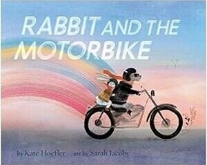 Children's Books About Feelings, Rabbit and the Motorbike