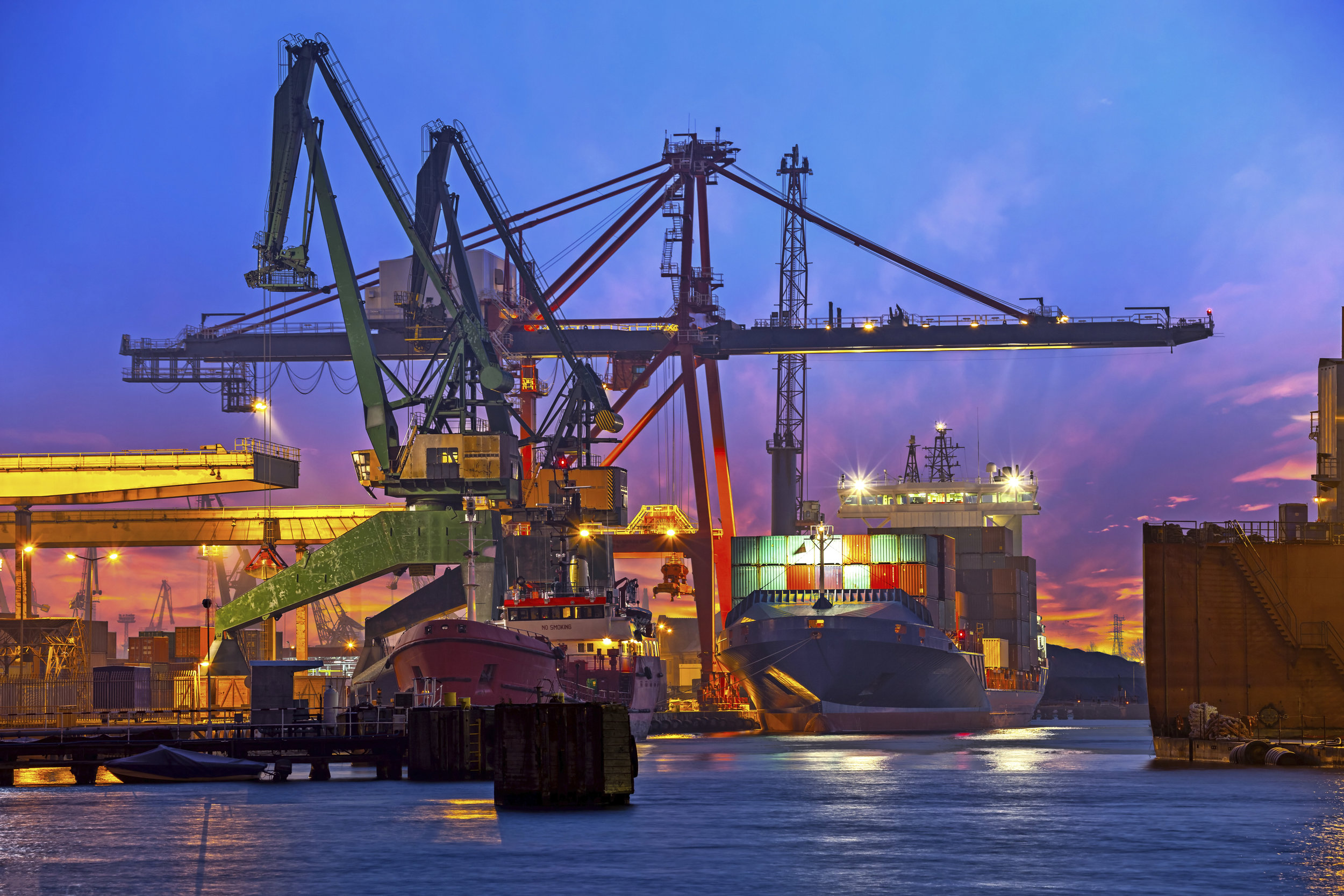 The Strategic Alliance will help provide maximum benefits to port clients.