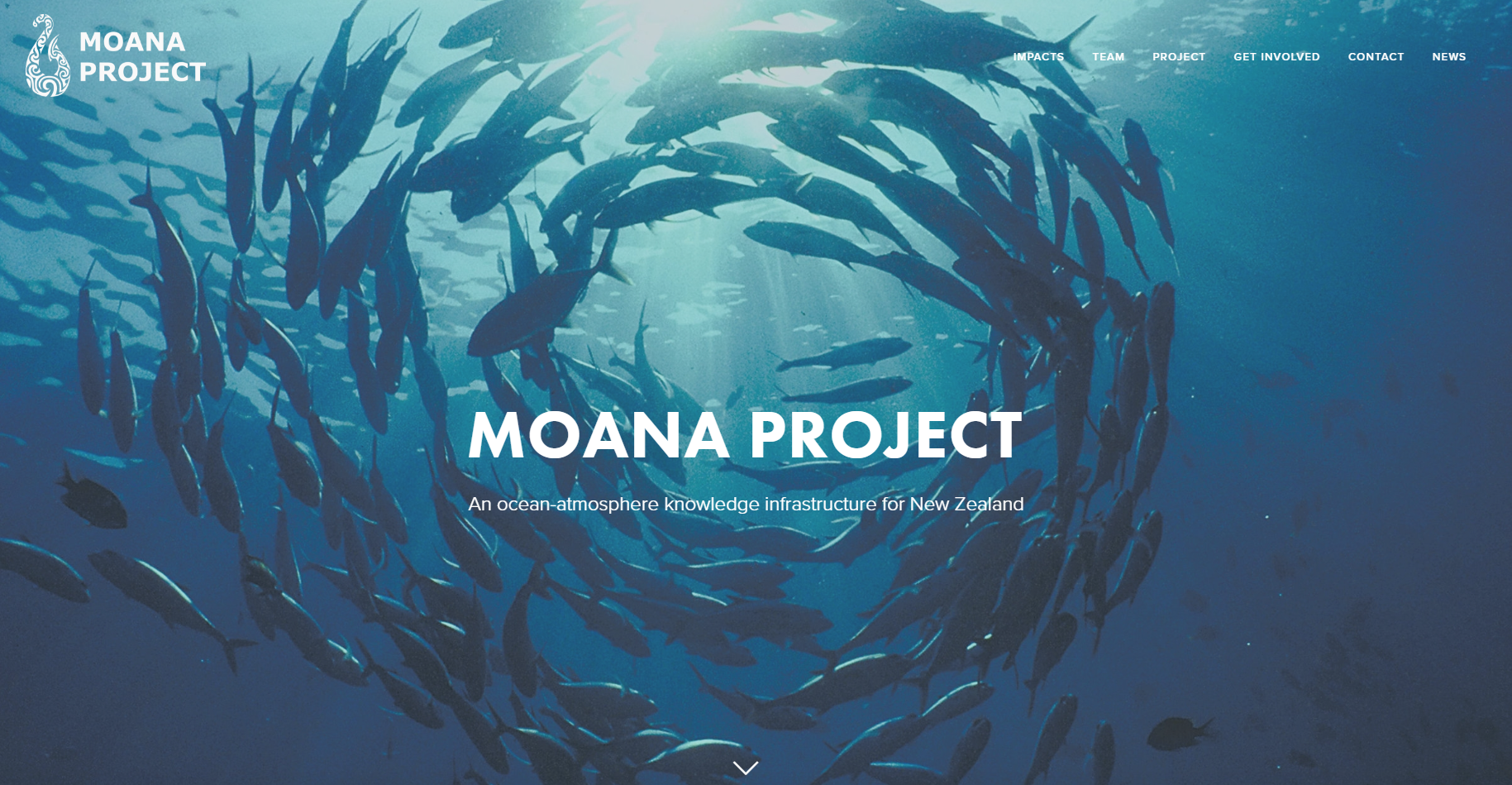 Details of the Moana Project are provided on  www.moanaproject.org
